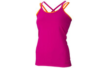 Marmot Women's Erin Tank lipstick/orange
